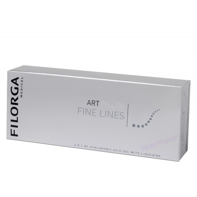 FILORGA ART FILLER FINE LINES (1x1ml)