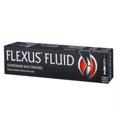 Flexus Fluid żel 25mg/2,5ml x 1 ampułko-strzykawka