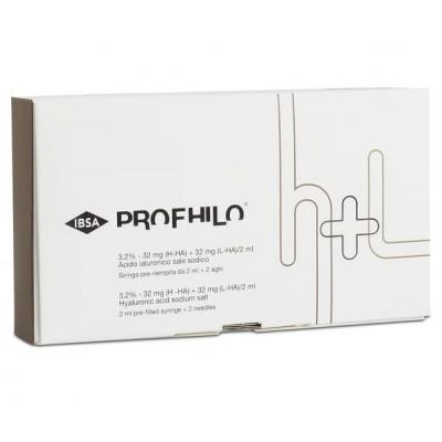 PROFHILO molekuła młodości 1 ml x 2 amp.-strzyk.