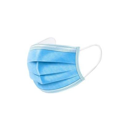 Maska medyczna, 3w, certyfikowana z gumką x 1 szt.