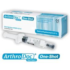 ArthroDoc OneShot (120mg/4,8ml) x 1 amp.-strzyk.