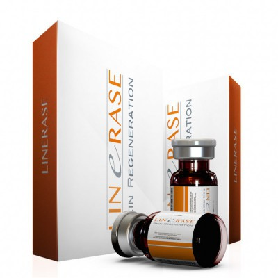 Linerase 100 mg, fiolka