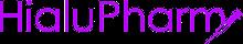 logotyp hialupharm